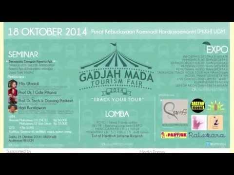 GADJAH MADA TOURISM FAIR 2014