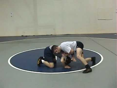 Granby School of Wrestling Technique Series #20 Image 1