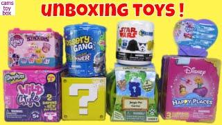 Toy Surprises Disney Happy Places Shopkins 9 Nintendo My Little Pony Star Wars Jungle Pet Carrier
