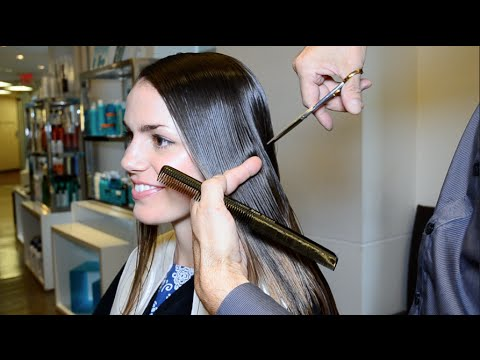 Extreme Hair Makeover Long to Short by Jerome Lordet Howto