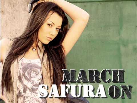 Safura-March On + LYRICS
