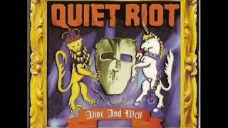 Watch Quiet Riot Against The Wall video