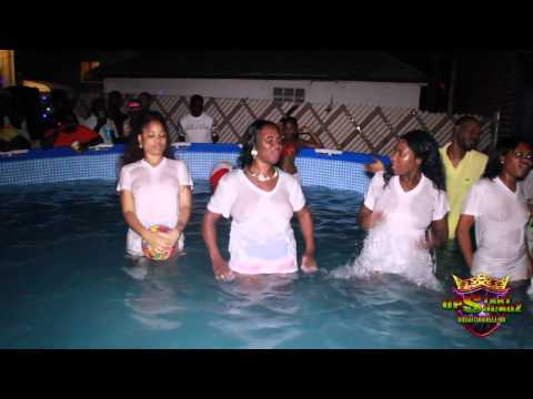 UPSTART & ODEL HYPE BACKYARD BBQ & POOL PARTY ( QUICK PREVIEW )