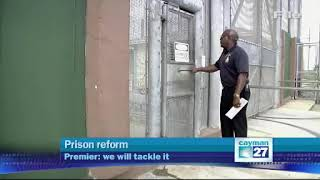 Premier addresses HRC concerns about need to improve prisons