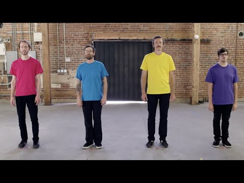 AJJ Goodbye, Oh Goodbye rock music videos 2016