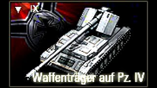 Мастер World of Tanks - Вафля (v.2 - 4800 дамага), 9 уровень, Германия, WT auf Pz. IV, ПТ - Степи