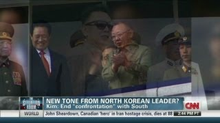 The Situation Room - North Korea: Kim conciliatory?