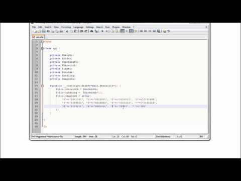 PHP Tutorial: How to Generate a UPC Barcode? Part: 1