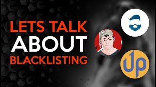 Lets Talk About BLACKLISTING In Gaming - RE CleanPrinceGaming TheQuartering and SkillUp