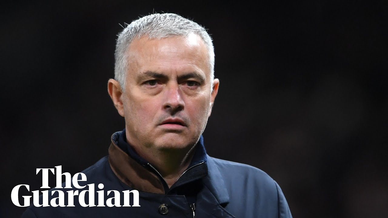 'A message for my lovers': Mourinho hits back at critics