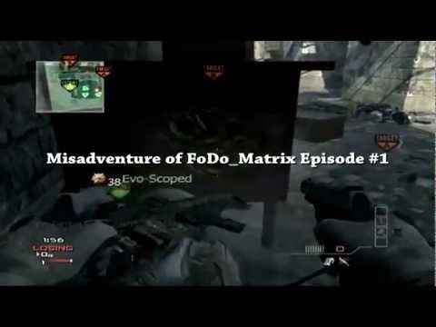 Misadventure of FoDo_Matrix (Episode #1)