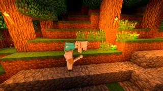 """Minecraft 1hour """"This is my Biome""""and """"Diamond""""! 30 Subs :D"""