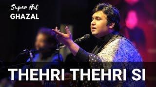 TAUSEEF AKHTAR Live at Ghazal Bahaar 2014