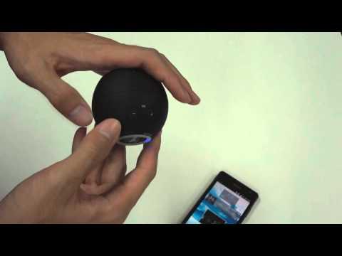 Review SONY Wireless Speaker SRS-BTV5