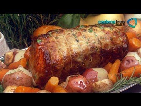 Lomo mechado una rica receta para comer en caliente o en - Como cocinar perdices ...