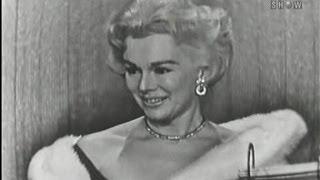 What's My Line? - Eva Gabor; Jim Backus [panel] (Nov 17, 1957)