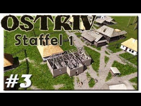 Das Rathaus und die Finanzen | #3 | Let's Play Ostriv | Staffel 1 | [HD] | Deutsch Cigar0