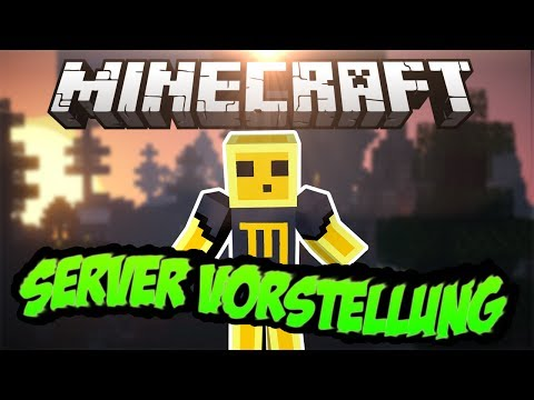 Minecraft Server Vorstellung 1.8 Cracked [Deutsch/HD]