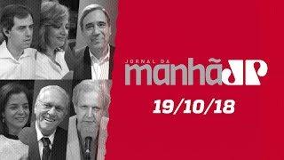 Jornal da Manhã - 19/10/18