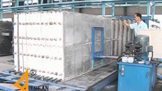 wall panel machine-Light weight wall panel production line