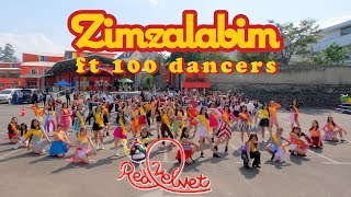 [KPOP IN PUBLIC CHALLENGE] Red Velvet _ '짐살라빔 (Zimzalabim)' DANCE COVER by EXRAL PROD.