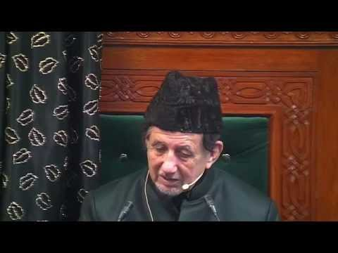 Eve 6th Muharram 1437 - Maulana Dr. Kalbe Sadiq (Urdu)