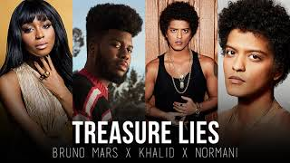 Download Lagu Love Lies vs. Treasure (MASHUP) Khalid, Normani, Bruno Mars Gratis STAFABAND
