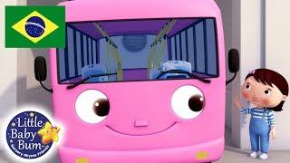 Canções para Bebe | As Rodas do Onibus V8 | Desenho para Bebe | Little Baby Bum em Português