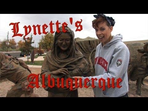 Lynettes Albuquerque:  The Corn Maze