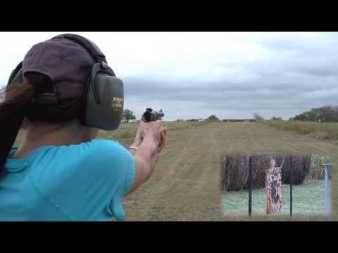 200 Yard Pistol Shot 22lr Ruger Mark III 22/45