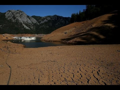 Scientists warn the western US could face a 'mega drought'