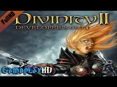Divinity 2: Developer's Cut Gameplay (PC HD)