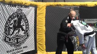 Zingano BJJ, Best BJJ Instruction In Colorado - 3 Guillotine Choke Finishes