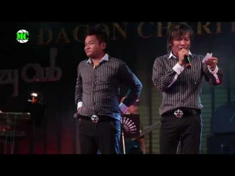 Dain Daung & Khin Hlaing Performance @ Dagon Charity Music Tour 2014