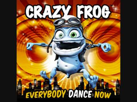 Crazy Frog - Everyone video