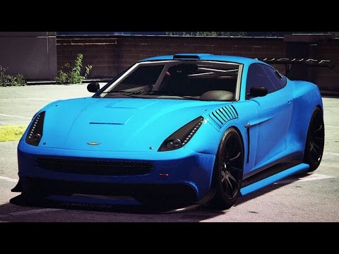 GTA 5 Online - Best Cars To Customize in GTA 5 Online! Rare Cars & Customizations