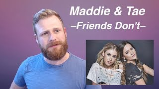 Download Lagu Maddie & Tae - Friends Don't | REACTION Gratis STAFABAND