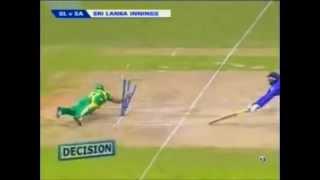 ඉතිහාසයේ හොදම දුවද්දී දැවී යාම් 5ක් Top 5 runouts in Cricket History