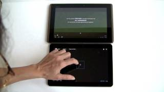 Asus Eee Pad Transformer vs Samsung Galaxy Tab 10.1 Comparison