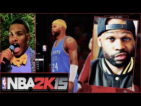 NBA 2K15 PS4 My Career - D. Lillard Gets DELIVERT! | Playoffs R1G4