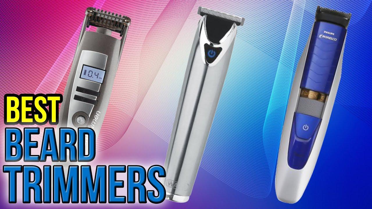 10 Best Beard Trimmers 2016