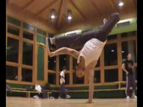 Видео как научиться держать равновесие