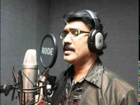 suresh rawther singing mihraj ravile kattee...@1152am voice of saudi arabia.