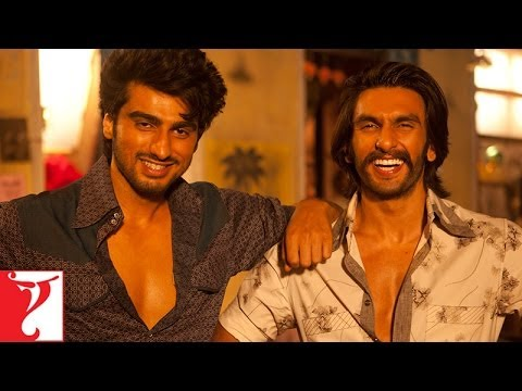 Ranveer Singh & Arjun Kapoor Chatting With The YouTube Fans