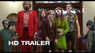 CAPTAIN FANTASTIC - officiële trailer - nu in de bioscoop