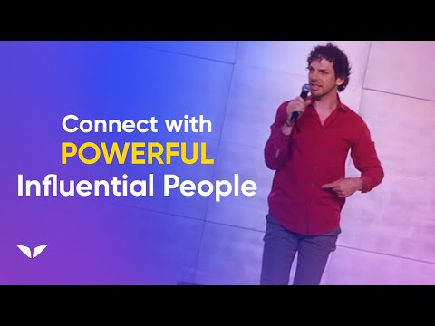 "Awesomeness Fest 2012 : Michael Ellsberg - ""How to Connect With Powerful and Influential People"""