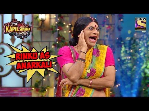 Rinku As Anarkali - The Kapil Sharma Show thumbnail