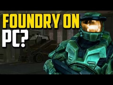 Halo 4 Round Up - Foundry Map, Lego Trailer, and Music Video