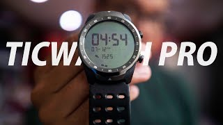 Ticwatch Pro Review: Shapeshifter