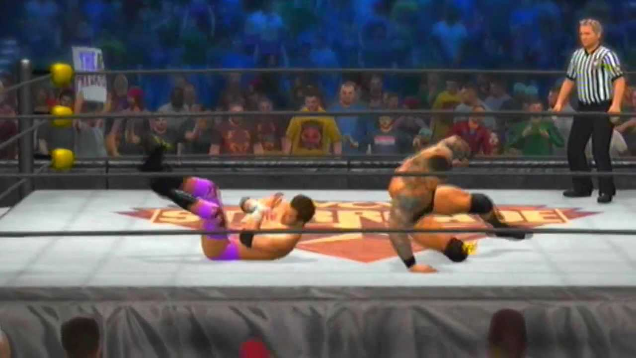 Wwe 2012 Randy Orton Finisher Wwe '12 Randy Orton's Dynamic
